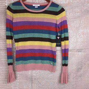 🆕 Guess rainbow sweater